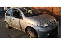 Citroen, C3, Hatchback, 2008, Manual, 1398 (cc), 5 doors