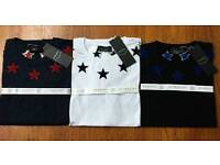 MENS GIVENCHY T-SHIRTS - WOW - SALE - MANY COLOURS