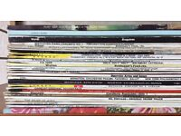 Classical Music - Set of 33 LPs