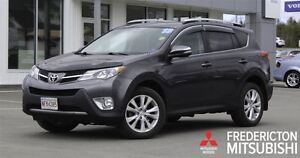 2013 Toyota RAV4 LIMITED! AWD! HEATED LEATHER! SUNROOF!