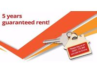 Guaranteed Rent - Property Wanted