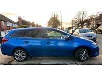 2014 Toyota Auris Hybrid Auto Excel Fully Loaded Leather Heated Seats F/R Parking Sensors Not Prius