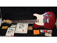 USA Fender Telecaster American Standart 90s mintCondition with HARD CASE