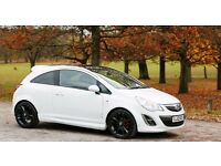 2012 Vauxhall Corsa 1.2 i 16v Limited Edition Hatchback 3dr Petrol Manual