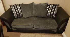 Sofas For Sale (3 & 2 Seater, Matching)