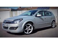Vauxhall Astra (06 Reg) 1.8 SRi XP, Fsh, Recent Cambelt, Long Mot, Low Miles (83k)