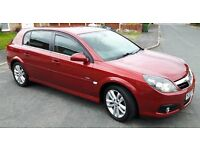 VAUXHALL SIGNUM 1.9CDTI 150 6 SPEED MANUAL 12 M MOT FSH