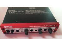 Yamaha UW500 USB Audio/Midi Interface