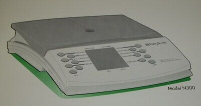 Pitney-bowes Integra N300 2 Lb Postage Shipping Scale Calculator New