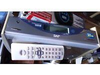 JVC FS-SD550 - Amp/Radio/CD player unit with Remote control
