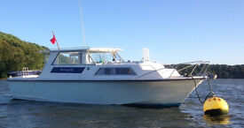 28ft Cleopatra 850 Motor Cruiser - Twin Engines