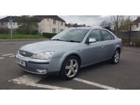 2007 Ford Mondeo Titanium 2.0 TDCI Diesel - MOT April 2019 - 3 MONTH WARRANTY