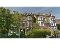 Furnished self-contained studio flat available in Forest Hill,Housing Benefit and DSS accepted.