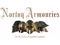 Admin Needed for Armoury