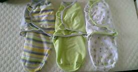 Swaddle pods 0-3 months