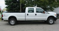 2015 Ford F-350 crewcab 4x4 gas long box
