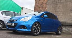 Corsa vxr (2011) 1.6 turbo £5,500