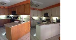 Cabinet Painter Kitchen Cabinet Refinishing Spray Painter Mississauga / Peel Region Toronto (GTA) image 6