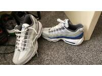 Brand new Nike Air Max 95 Junior size 5. Paid xxx £90 wanting £65 Ono.