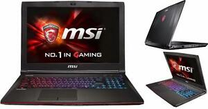 "Msi GE62 2QD Apache Pro 15.6"" Gaming Laptop With Full Warranty"