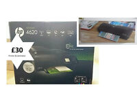 "HP ""as good as new"" inkjet printer and laminator included_Great deal"