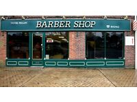 Barber - Full Time Position Available