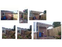 Handyman Service - small to large scale tasks - Edinburgh, Livingston, Lothians, Fife