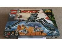 Lego Ninjago movie set 70611