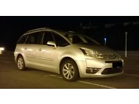 Citroen C4 Grand Picasso EXCLUSIVE 1.6 Automatic,DIESEL,7 seats,FSH,51K,2010,PX