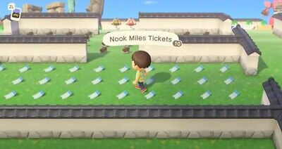 Animal Crossing New Horizons Rare Item Island Crowns Tickets Bells Gulliver ACNH