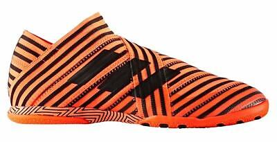 adidas Mens Nemeziz Tango 17+ IN Football Trainers Orange RRP £170 BY2302