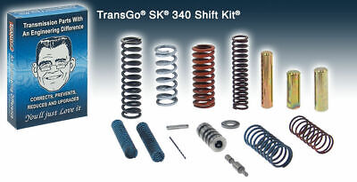 A340 AW4 Transmission Transgo Shift Kit A341 A343 Toyota Jeep  (SK340)*