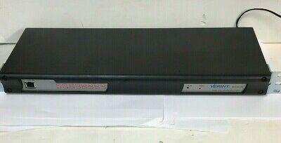 Verint S1816e-sr 21-640-4522 16-channel Cctv Video Encoder
