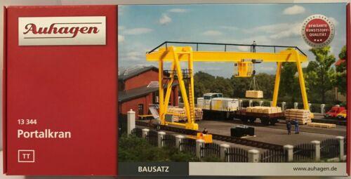 Auhagen 13344 Tt Gauge, Portal Crane # New Original Packaging #