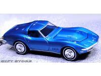 with 2 Keys 1968-82 C3 Corvette Rear Storage Compartment Locking Latch