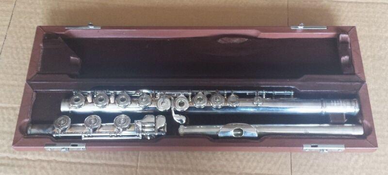 Natsuki Flute Nf 102, #1208, New