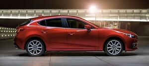 Mazda 3 2016 hatchback GT car  3k kilometers