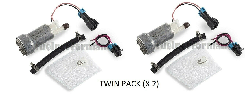Genuine Walbro// TI Automotive 450 E85 F90000267 pump /& filter screen 125-190
