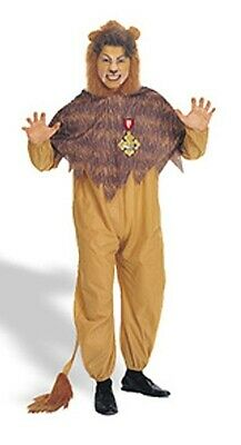 Adult Cowardly Lion Costume Wizard of - Cowardly Lion Costumes Adults
