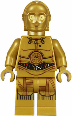 NEW LEGO STAR WARS C-3PO Minifigure  droid figure minifigure 75159 75222 75271