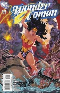 Wonder Woman - comic books (2 issues from 2006 and 2008)