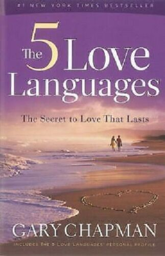 The 5 Love Languages The Secret to Love That Lasts Gary Chapman five paperback