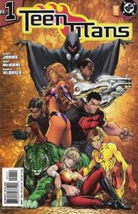Teen Titans - DC Comics series from 2003 (issues 1-7)
