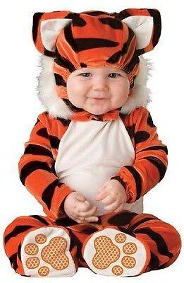 Baby Jungen Mädchen Tiger Katze Tier Halloween Kostüm Kleid Outfit 6-24 (Baby Mädchen Katze Halloween Kostüme)
