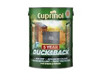 New in packaging Cuprinol Silver Copse 5 litre Fence/Shed Paint