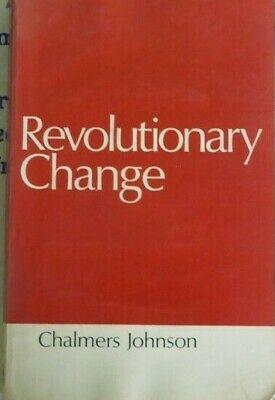 Chalmers Johnson, Revolutionary Change (University of London Press 1968)  ST 3