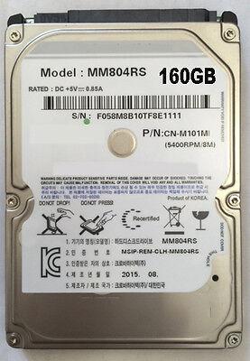 "160gb 8mb 5400rpm Sata 2.5"" 9.5mm Notebook / Laptop Hard Drive, Ps3 Ok"