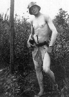 "Funny German Soldier pose 5""x7"" World War I  WW1 Photo 4"