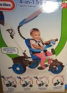 Little tikes tricycle 3in1 sports edition trike- NEW in box