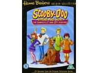 Scooby Doo Where Are You Season 1- 3 dvds